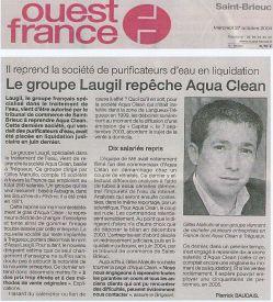 Aquaclean Adoucisseur d'eau
